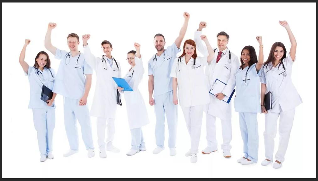 Делегация докторов из заграницы